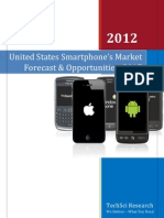 United States Smartphones Market Forecast and Opportunities 2017