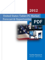 United States Tablet PC Market Forecast and Opportunities 2016