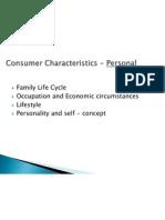 IMS - R2- Consumer Behaviour