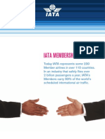 Iata Membership Benefits 2012