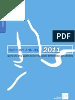 Rapport Annuel Collecte Dechets CAGB 2011