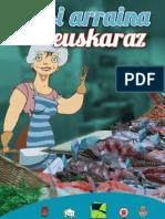 """""""Eskatu arraina euskaraz"""" irudia"""