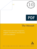 The Messiah - A Comparative Study of the Enochic Son of Man and the Pauline Kyrios