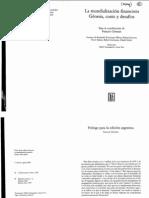 CHESNAIS - La Mundializacion Financiera