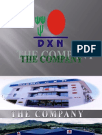 DXN Opportunity--Great Multi-level Marketing company