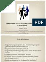 Gambaran Pelaksanaan Pemilukada DKI 2012
