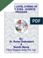 Dr.ruma Dyerite Process
