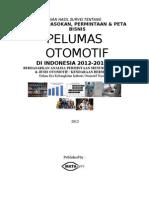 Studi Peta Bisnis-Supply & Demand Pelumas Otomotif (Automotive Lubricant) Di Indonesia 2012