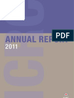ICRC Annual Report 2011