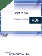 ACCA F3