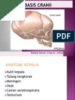 Fraktur Basis Cranii