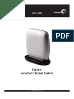 Seagate Replica User Guide