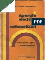 Aparate Electrice Si Automatizari