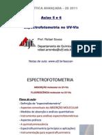 Espectrofotometria No Uv - Vis - Parte-1
