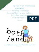 Kindergarten Cross-Dressing Lesson Plan