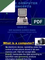 Basic Computer Concepts Final