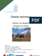 BBC _maison de Chevigney-Sur-l'Ognon _dossier de Presse