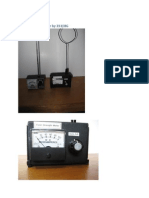 Field Strength Meter by ZS1JHG