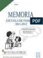 Memoria y Actividades DEFINITIVA 2011-2012