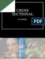 Kuliah Cross Sectional- Pipit