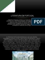 Literatura Em Portugal