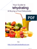 Why Buy A Dehydrator