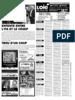Petites annonces et offres d'emploi du Journal L'Oie Blanche du 27 juin 2012