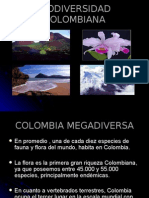 Biodiversidad Colombiana (Presentación)