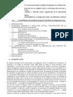 23_La intervención en el ámbito de la integración y la exclusión social