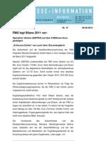 (15) FMO Bilanz 2011