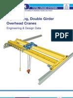 01 Top Running Double Girder Crane Data