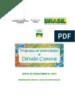 Edital de Intercambio 2012