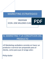 Marketing Estrategico Vii