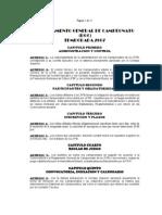 reglamento 2007 de la liga del futbol profesional boliviano