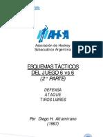 Hockey Subacuatico - Manual 6vs6