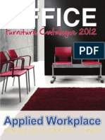 Applied Workplace 2012 Furniture Catalogue