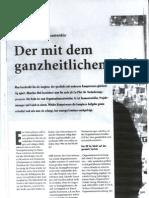 Der mit dem ganzheitlichen Blick, ManagerSeminar, Heft57, Juni 2002