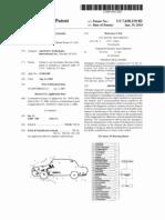 Remote vehicle diagnostic management (US patent 7650210)