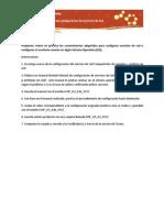 Actividad 3. Manual de Configuracion de Servicios de Red
