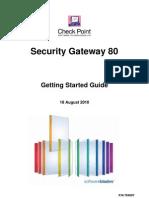 CP SG80 GettingStartedGuide
