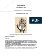 Palmistry Course