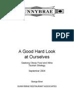 A Good hard Look