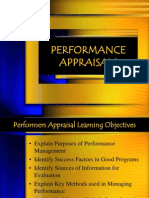 1. PerformanceAppraisals - GAR