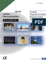 Sony nex 5n manual en español