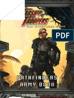 Pathfinders Army Book