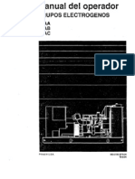 Manual de Operador de Grupos Electrogenos