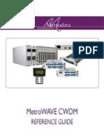 Metrodata Metrowave Cwdm Range Guide
