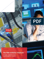 RSA Integrated 3-in-1 Log management solution