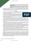 Decreto Acciones Para Concretar TDT