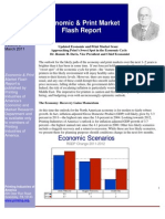Economic & Print Market Flash Report-March 2011